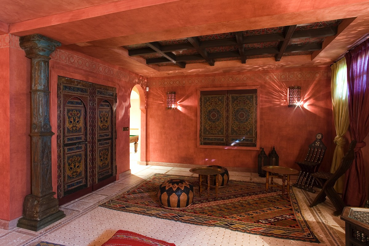 Morrocan Style Interior